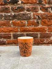 HK living Ceramic 70's Ristretto Mug  'Panter'