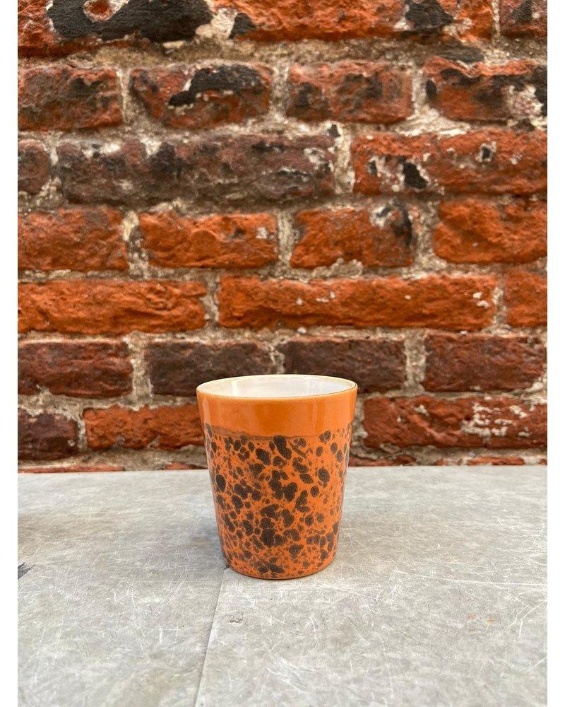 HK living HK living Ceramic 70's Ristretto Mug  'Panter'