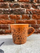 HK living Ceramic 70's Americano Mug 'Panter'