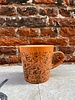 HK living HK living Ceramic 70's Americano Mug 'Magma'
