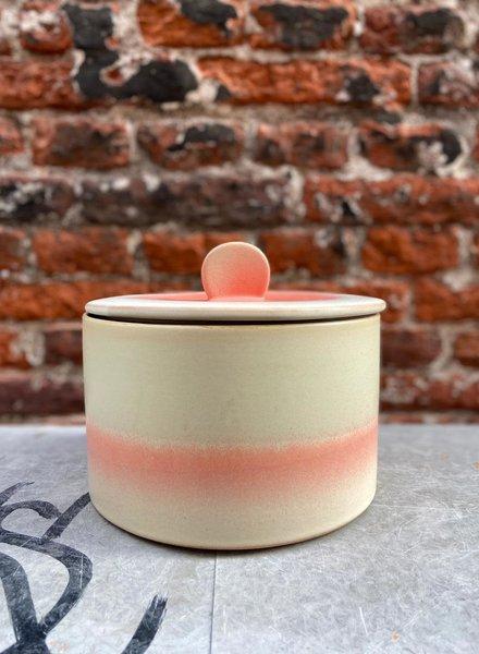 HK living Ceramic 70's Cookie Jar 'Venus'