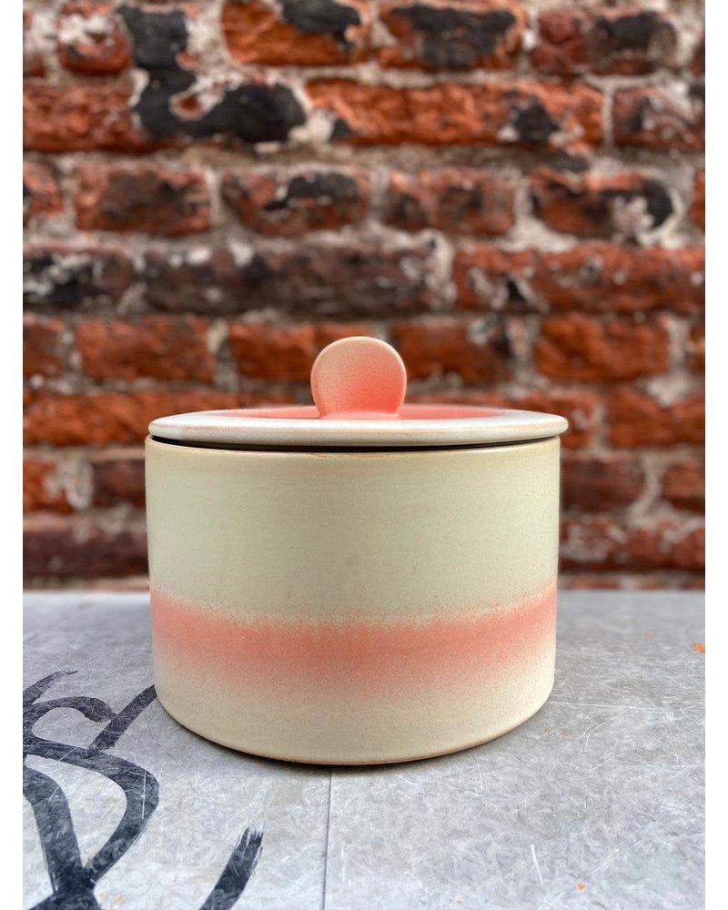 HK living HK living Ceramic 70's Cookie Jar 'Venus'