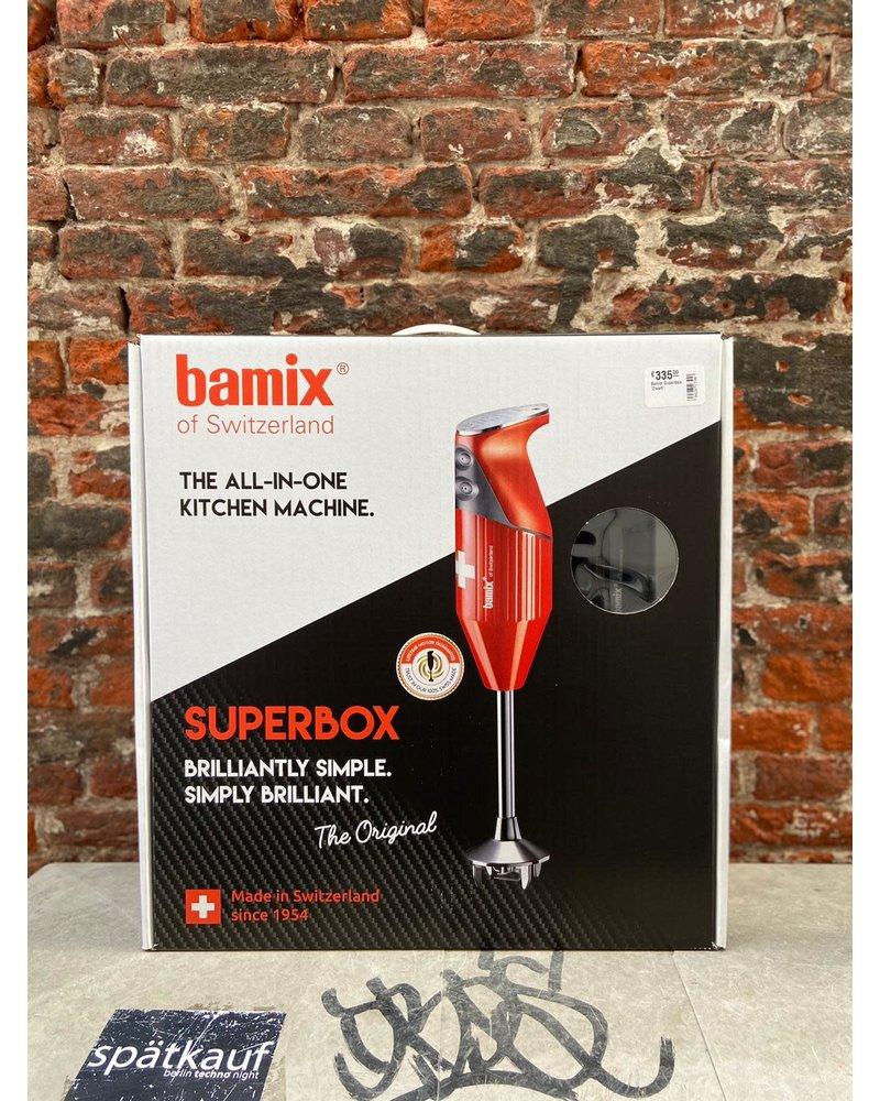 Bamix Bamix Superbox 'Zwart'