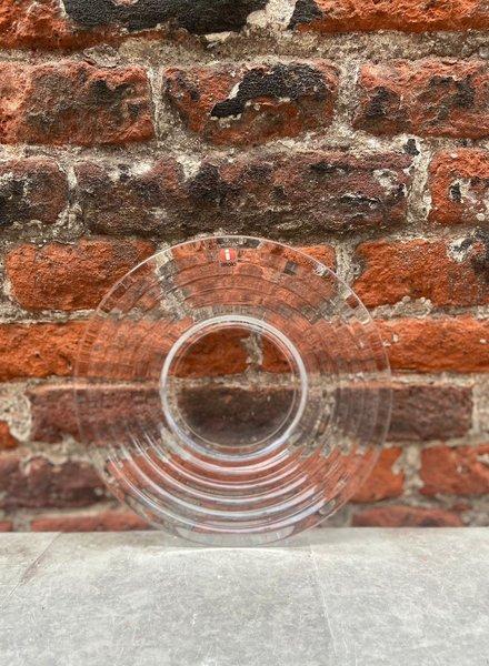 Iittala Aino Aalto Plate 175mm 'Clear'