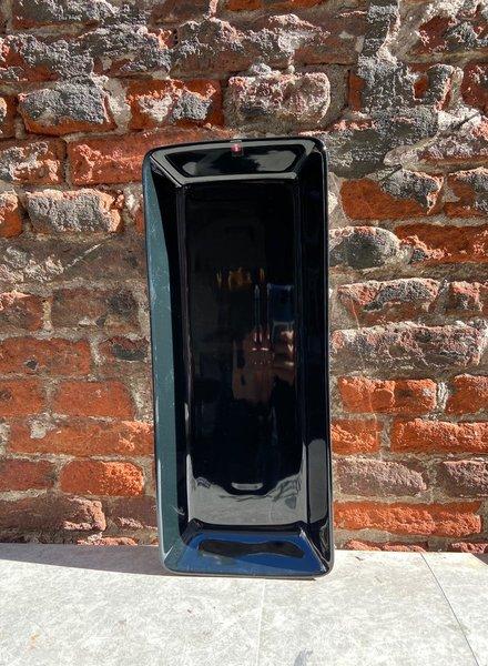 Iittala Teema Platter 16 x 37 cm 'Black'