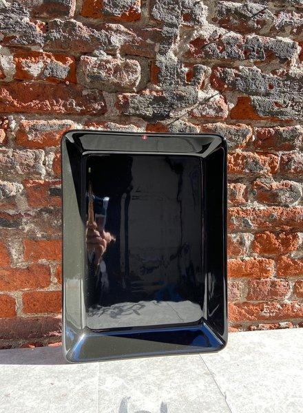 Iittala Teema Platter 24 x 32 cm 'Black'