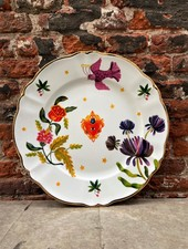 Bitossi Funky Table Round Platter 'Floral'