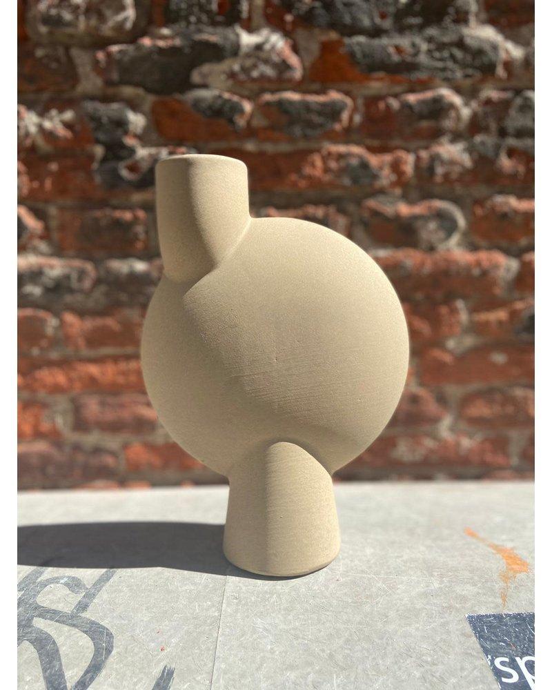 101 Copenhagen 101 Copenhagen Sphere Vase Bubl Medio 'Sand'