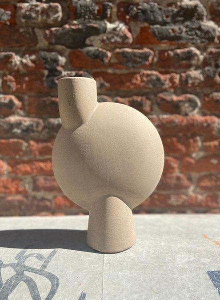 101 Copenhagen Sphere Vase Bubl Medio 'Taupe'