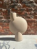 101 Copenhagen 101 Copenhagen Sphere Vase Bubl Medio 'Taupe'