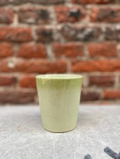 HK living Ceramic 70's Mug 'Pistachio'