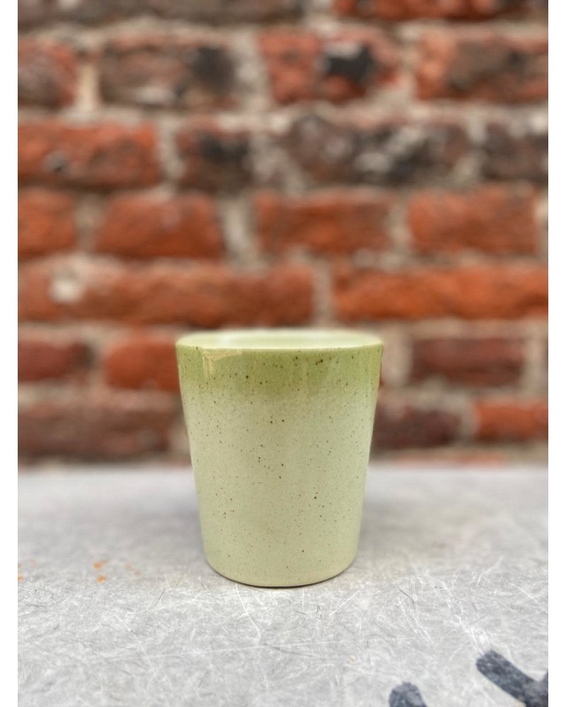HK living HK living Ceramic 70's Mug 'Pistachio'