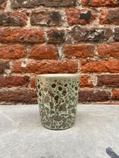 HK living Ceramic 70's Mug  'Vulcano'
