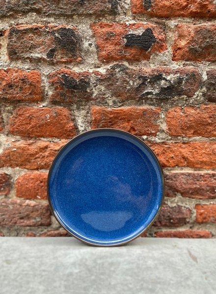 ASA Saisons Bread Plate 'Midnight Blue'