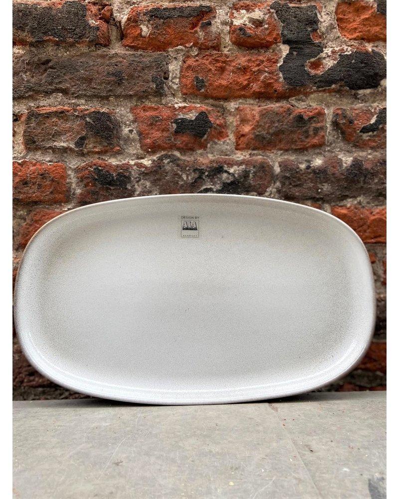 ASA ASA Saisons Oval Plate 'Sand'