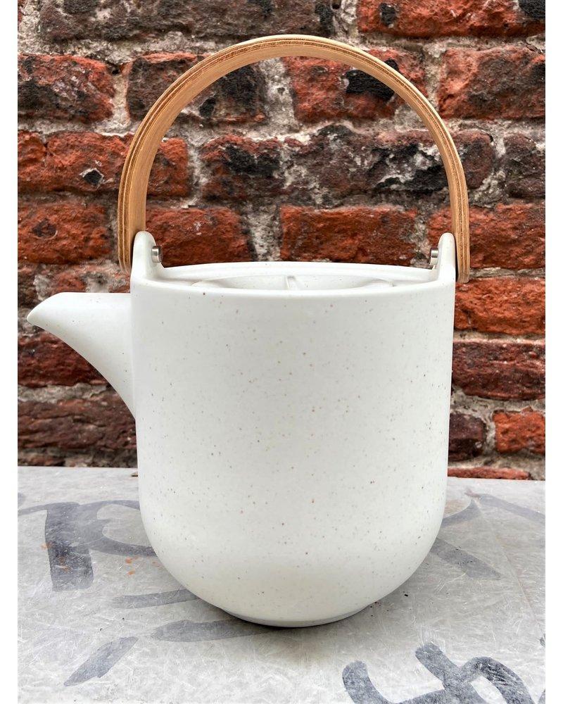 ASA ASA Coppa Teapot Wooden Handle 1 l 'Sencha'