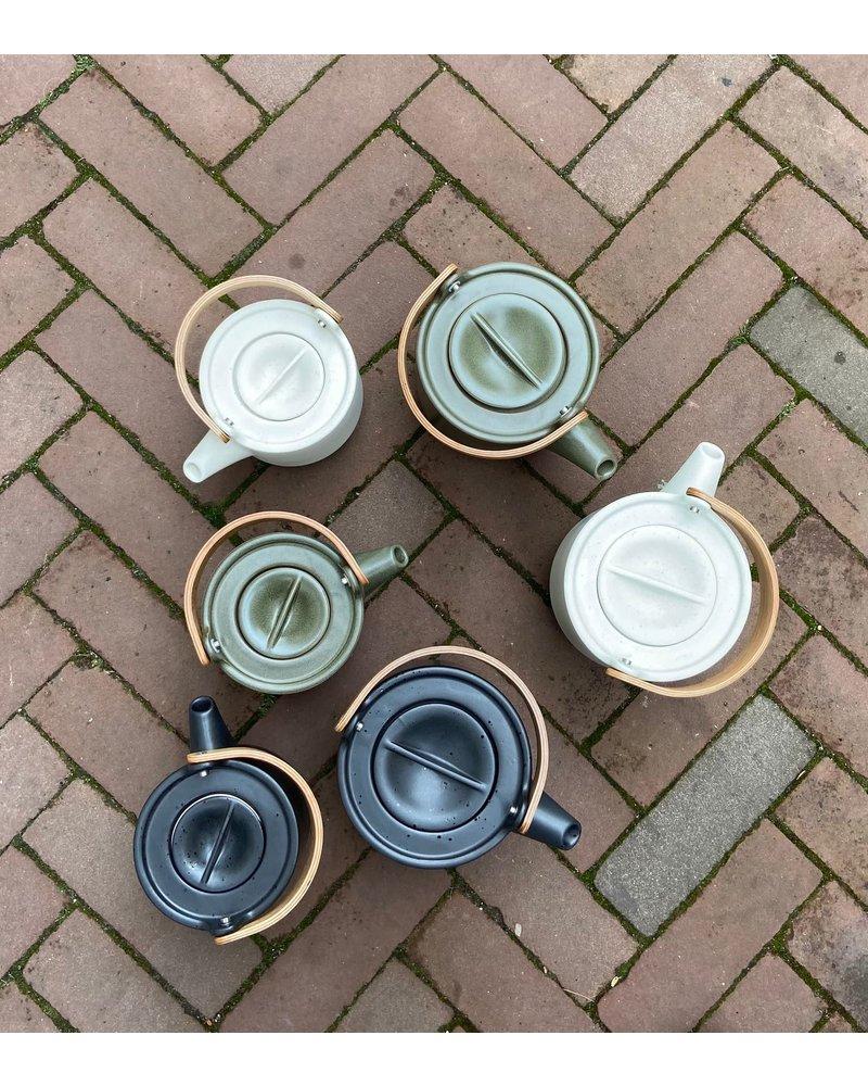 ASA ASA Coppa Teapot Wooden Handle 0,6 l 'Sencha'