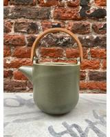 ASA Coppa Teapot Wooden Handle 0,6 l 'Nori'