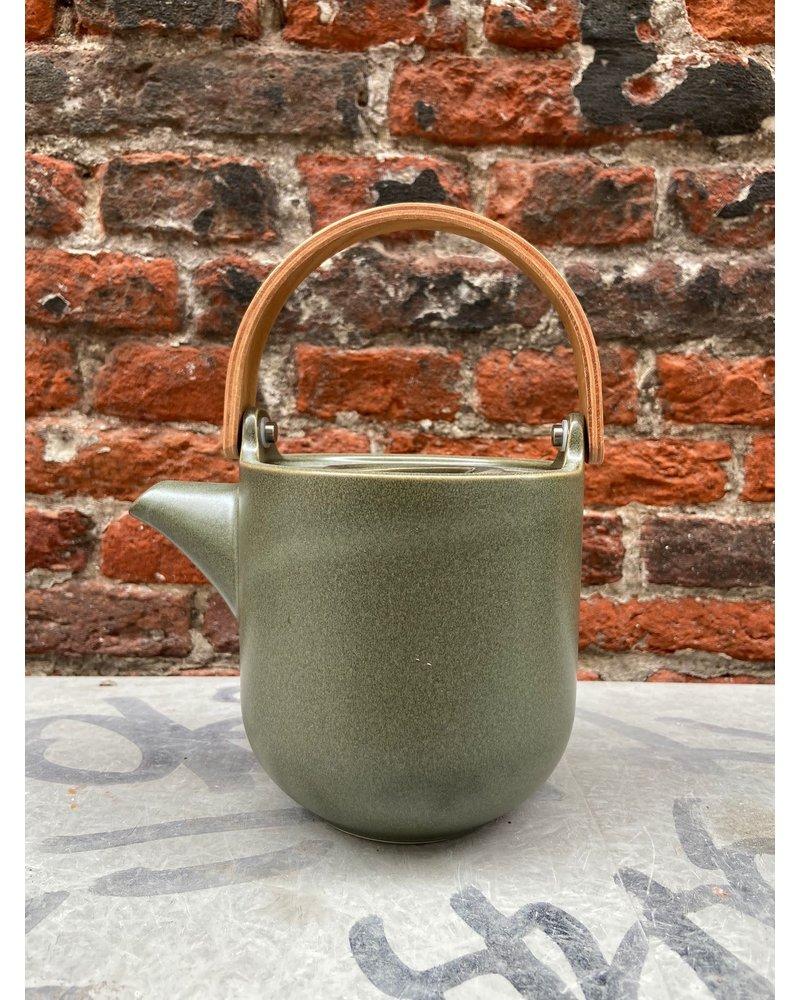 ASA ASA Coppa Teapot Wooden Handle 0,6 l 'Nori'