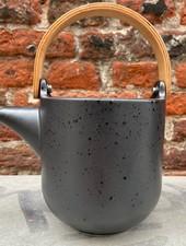 ASA Coppa Teapot Wooden Handle 1 l 'Kuro'