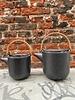 ASA ASA Coppa Teapot Wooden Handle 1 l 'Kuro'