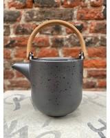 ASA Coppa Teapot Wooden Handle 0,6 l 'Kuro'