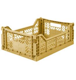AY-KASA Klappbox Gold, medium