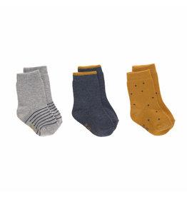 LÄSSIG  Kindersocken (3er-Pack) - Socks, Blue