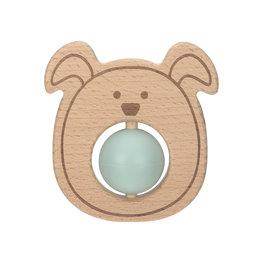 LÄSSIG  Teether Ball - Little Chums Dog