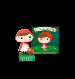 TONIES 5 Lieblings-Märchen - Rotkäppchen und 4 weitere Märchen