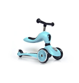 SCOOT AND RIDE Highwaykick 1 - BLUEBERRY
