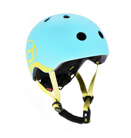 SCOOT AND RIDE Helm XXS-S - Blueberry