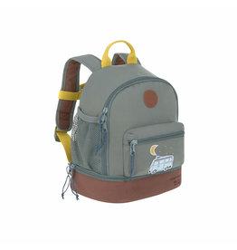 LÄSSIG  Kindergartenrucksack - Mini Backpack  Adventure Bus