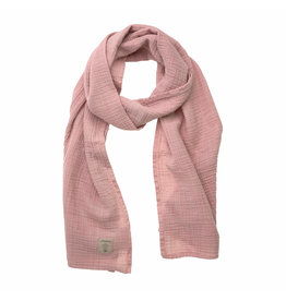 LÄSSIG  Stillschal - Muslin Nursing Scarf Rose