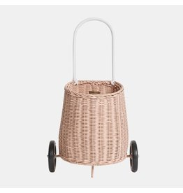 OLLI ELLA LUGGY BASKET rose