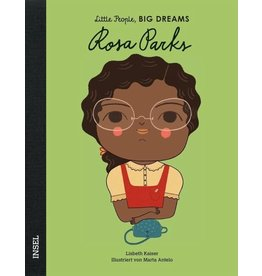 LITTLE PEOPLE - BIG DREAMS Rosa Parks