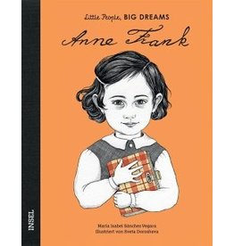 LITTLE PEOPLE - BIG DREAMS Anne Frank