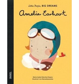 LITTLE PEOPLE - BIG DREAMS Amelia Earhart