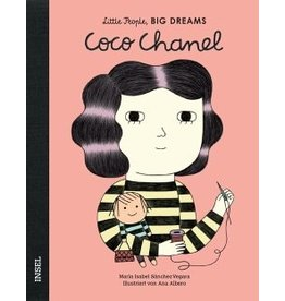 LITTLE PEOPLE - BIG DREAMS Coco Chanel