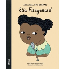 LITTLE PEOPLE - BIG DREAMS Ella Fitzgerald