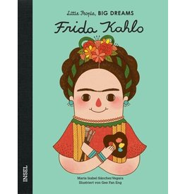 LITTLE PEOPLE - BIG DREAMS Frida Kahlo