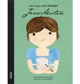 LITTLE PEOPLE - BIG DREAMS Jane Austen