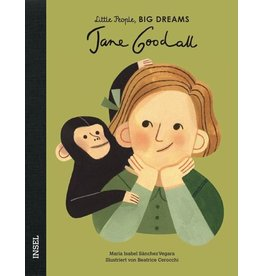 LITTLE PEOPLE - BIG DREAMS Jane Goodall
