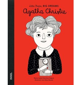 LITTLE PEOPLE - BIG DREAMS Agatha Christie