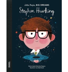 LITTLE PEOPLE - BIG DREAMS Stephen Hawking