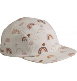 "LIEWOOD Cap ""Rory"" Rainbow love sandy"