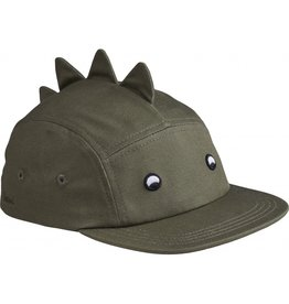 "LIEWOOD Cap ""Rory"" Faune green dino"