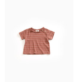 PLAY UP T-shirt Jersey Stripe, old tile