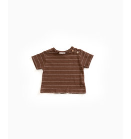 PLAY UP T-shirt Jersey Stripe, coco