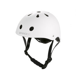 BANWOOD Helm - White matt
